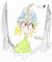rotg. she drew me tooth! by molar-express