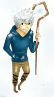 Request : Jack Frost by TheAlisssou