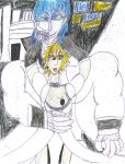 The King and Queen of Hueco Mundo by ArtistOtaku91