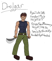 Drolgar, New and Improved by BlackNightingGale