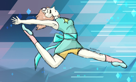 Pearl Ballet by Dbzbabe