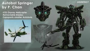 Transformers movie - Springer by agentdc7
