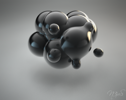Spheres and Metaball by N3xS