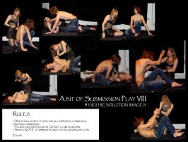 A bit of submission play VIII by Mithgariel-stock