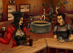 The Tavern at the End of the Universe by rockingyourstar