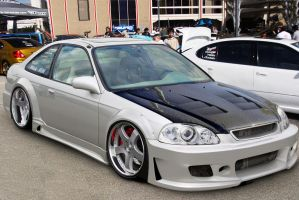 Honda Civic by ftuning