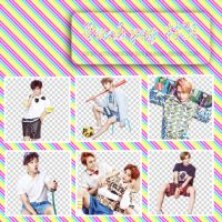 Pack png #31 : 6 png Beast Ceci magazine by UdsonDollySarah