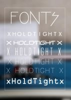 lovely fonts. by xHoldTightx