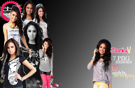 Jasmine V - PNG Pack [7 images] by into-the-galaxy