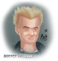 deryck whibley Portrait REWORKED by Bullseye29