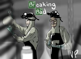 Breaking Bad by stumpy32