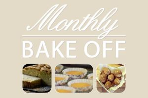 NEWmonthly bake off by Kaz-D