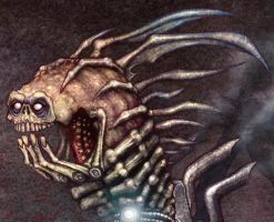 Mutant close-up by dislodge