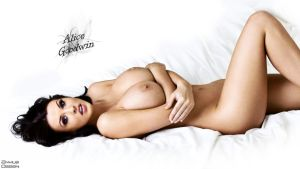Alice Goodwin wallpaper2 by Envius88