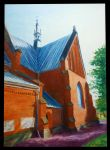 Church in Drzewica by Horsissa