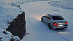 BMW E46 320d by ShadowPhotography