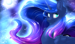 Lunar shine by Madacon