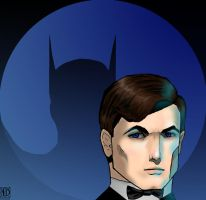 The Prince of Gotham by DeeDraws