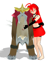 MMD ENTEI FIXED by khftw