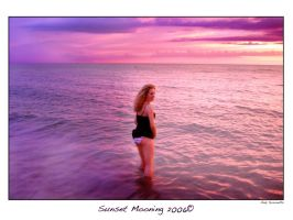Sunset Mooning 2006 by andys184