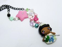 Tiana necklace by AlchemianShop