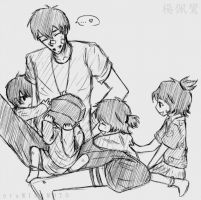 __TF2: Scout's sisters__ by xCheckmate