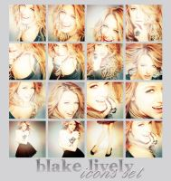 Blake Lively Icons by cuppycAke--semiLy