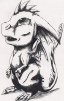 Old-Tiny Dragon by Eppon