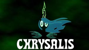 Chrysalis Background by MLPonyBackgrounds