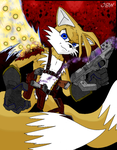 Tails Armed and Dangerous by CapnChryssalid