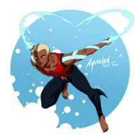 Aqualad by virak