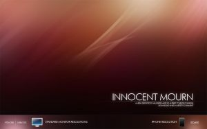 Innocent Mourn by Cheezen