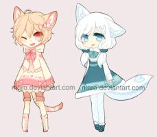 Lacies: Flat Rate $150 [CLOSED] by niaro
