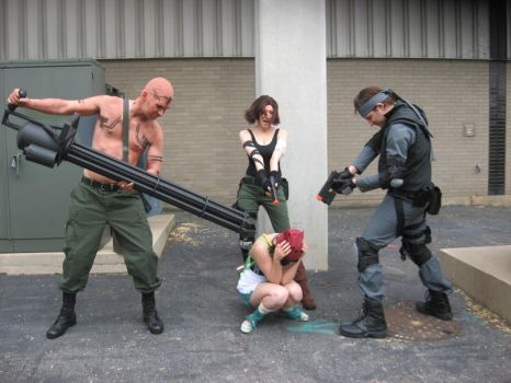ACen 08 - MGS death to Kai by Dr-Pepsi
