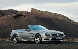 2013 Mercedes-Benz SL 63 AMG by ThexRealxBanks