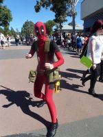 Supanova 2012 - Deadpool by nkbswe5