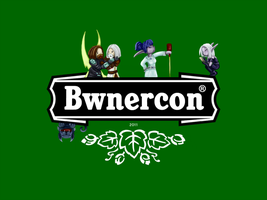 Bwnercon 2011 T-shirt by Mugi-Hamster