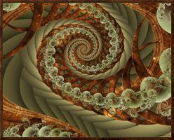 Involuntary Copper by FractalEyes