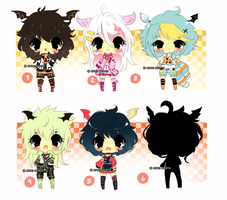 Falover Adoptables - Auction- CLOSED by Ayuki-Shura-Nyan