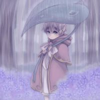 APH - In the rain by Mi-chan4649