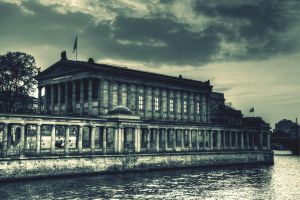 Alte Nationalgalerie HDR by dunkeltoy