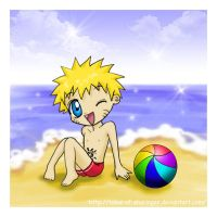 SHIPPUDEN BEACH NARUTO by Tales-of-sharingan
