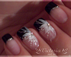 Nail art 4 by ChocolateBlood