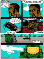 Crackdown Contest Comic Entry. by SEspider