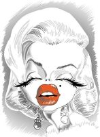 Marylin by ronnie9