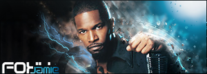 Jamie Foxx by JuStiZoReD