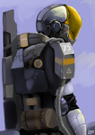 ExoSoldier (1 Layer) by AlexArt1275