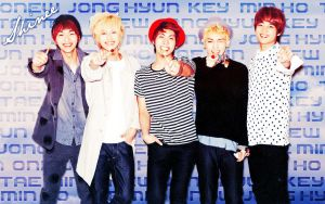 Shinee by euphoriclover