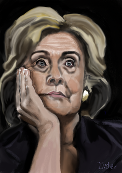 Hillary by didierdrossart