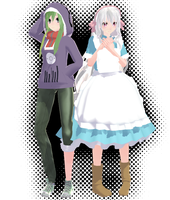 [MMD Poll] CLOSED by SapphireRose-chan